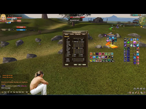 "PVP MERCENÁRIO SPAM"" PERFECT WORLD - PRIVATE"
