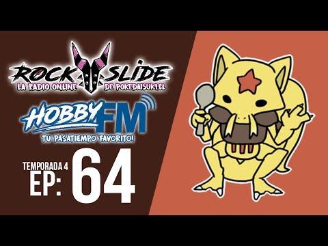 """#HobbyCrossover feat. PAWA.CL"" | Radio RockSlide - Ep. 64 (Kadabra)"