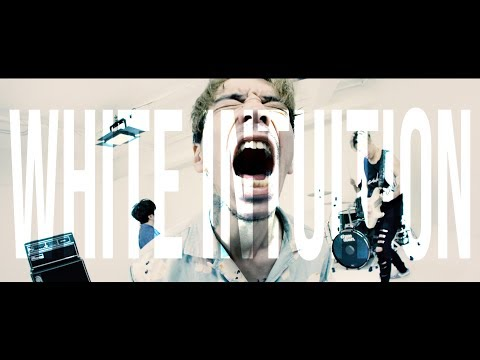 chasedown - White Intuition - MV【OFFICIAL MUSIC VIDEO】