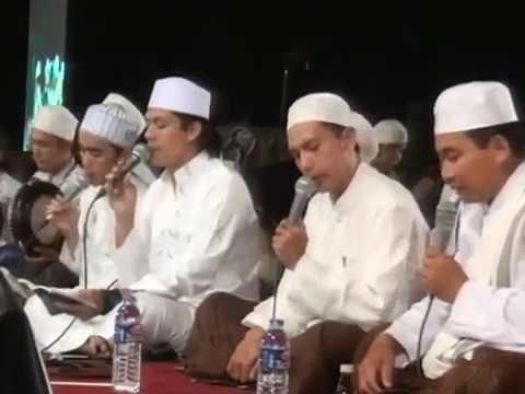 Sholawat Burdah Full Variasi Ahbabul Musthofa Pra Habib Syech (Argapura Bersholawat)