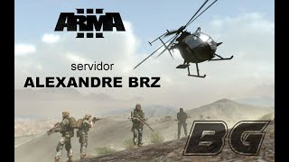 ARMA 3 # 30 SERVIDOR ALEXANDRE BRZ PATRULHA COOP
