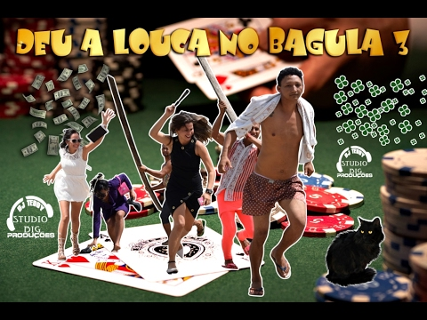 DEU A LOUCA NO BAGULA 3 - ANAJÁS - MARAJÓ - PARÁ