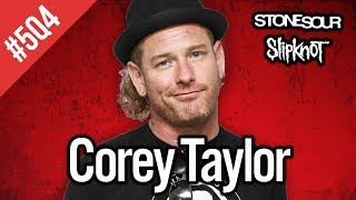 We caught up with Corey Taylor of Stone Sour (and Slipknot) befor...