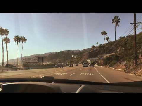 Los Angeles Part 2   Getty Museum & Malibu Beach