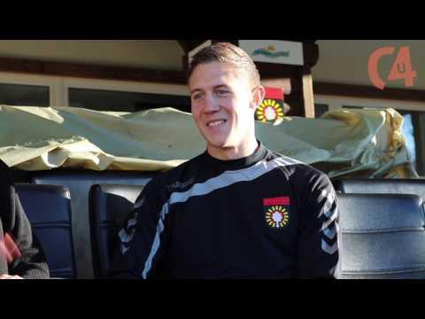 Sebastian - Profi-Fußballer und  duales Studium BWL