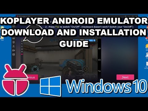 KOPLAYER Android Emulator Download & Installation Tutorial 2018