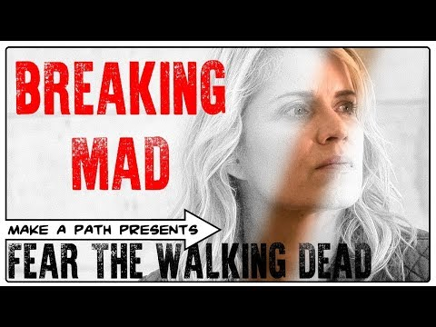 """MADISON IS (FEMALE) NEGAN"" SAYS SHOW RUNNER - FEAR TWD SEASON 4"