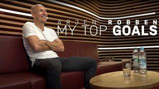 Arjen Robben Ranks His Top 10 Goals For Fc Bayern!