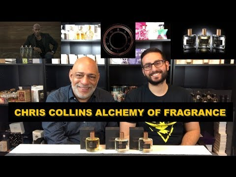 NEW Chris Collins Harlem Nights, Renaissance Man, Danse Sauvage Cologne REVIEW with Redolessence + G
