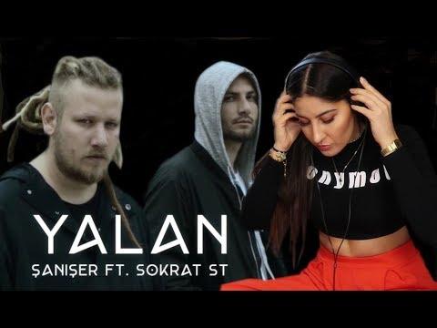 Şanışer feat. Sokrat St - Yalan (Official Video) | Reaction