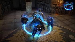 Path of Exile: Stygian Aura Effect