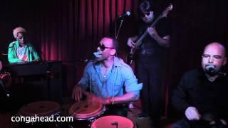 Pedro Martinez perform Cuenta Con Los Santos