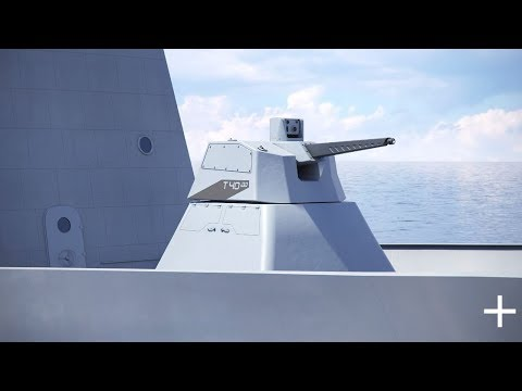 RAPIDFire naval, 40 CTA multi role air defence system – Thales