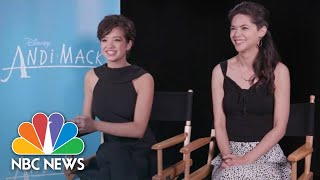 'Andi Mack' Stars Reflect On A Breakthrough Year For Asian-American Representation | NBC News
