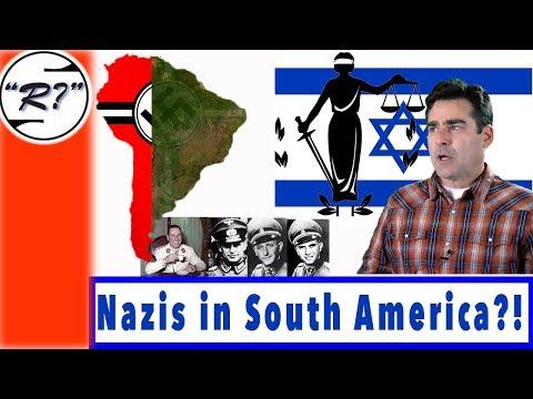 Nazis in South America