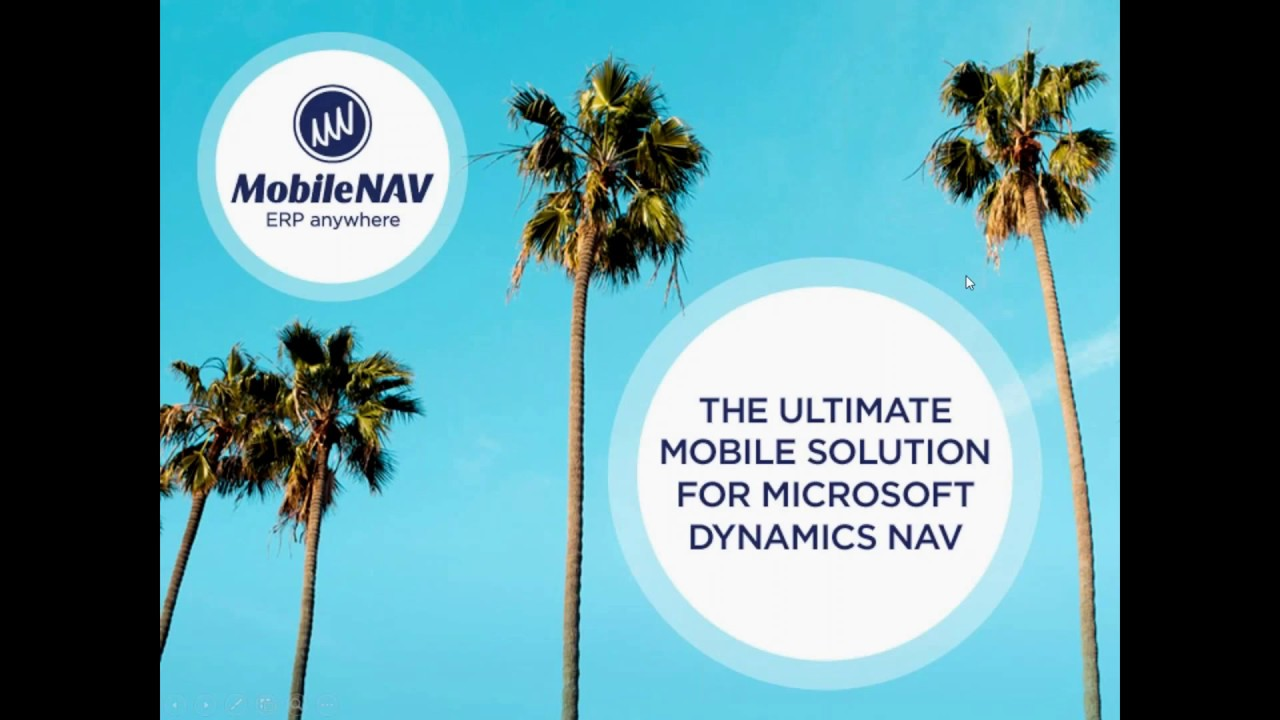 WEBINAR | Planned new features of MobileNAV version 4.7