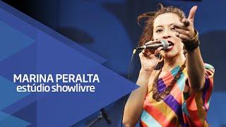 """""""Ela encanta"""" -  Marina Peralta no Estúdio Showlivre 2015"""