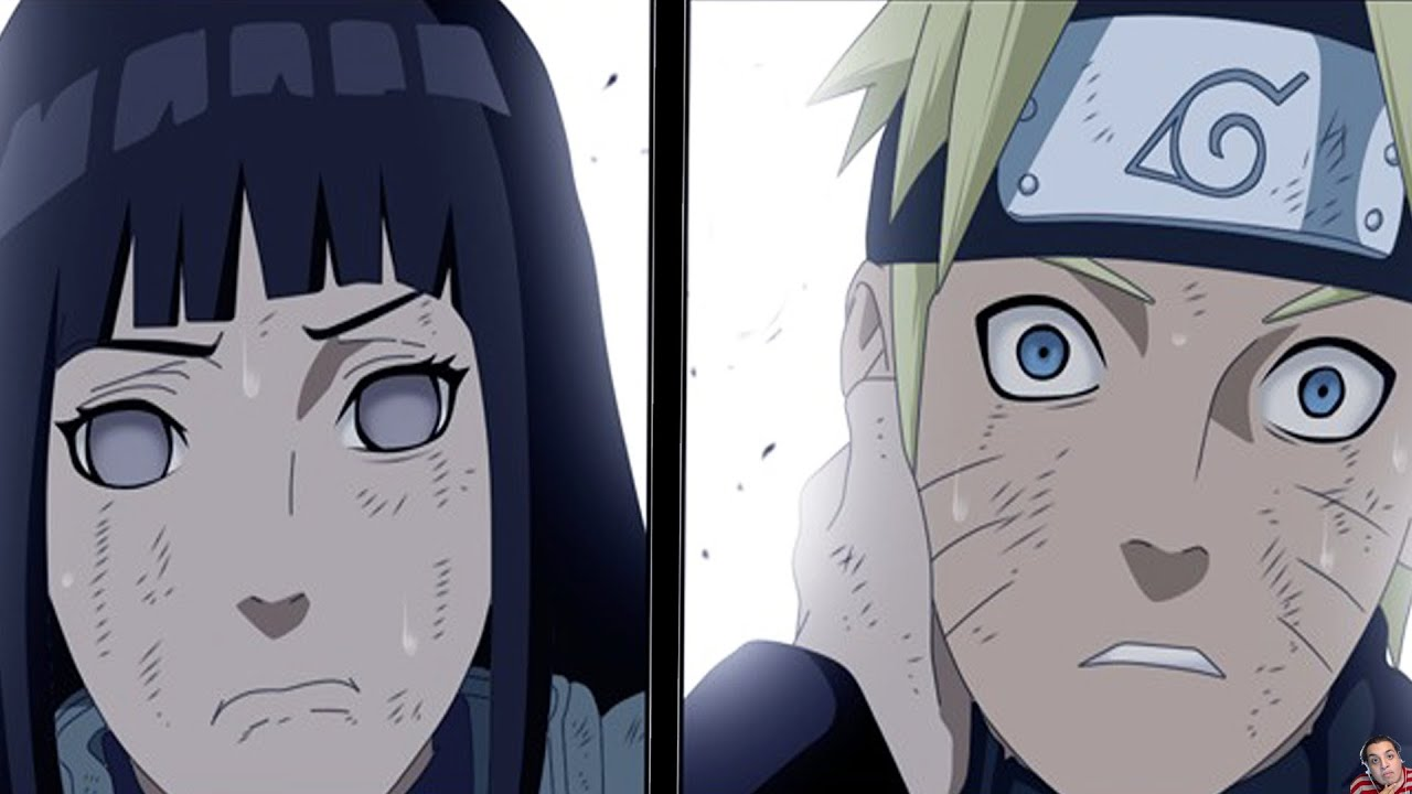Naruto is dating who chapter 8
