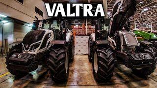 ОБЗОР И УПРАВЛЕНИЕ ТРАКТОРОМ VALTRA T234 | T134 | NEW TRACTOR 2021