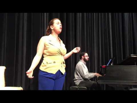 Singer brings home an opera troupe to Willoughby