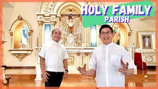 Holy Family Parish (Bolo, Bauan) | FR. DAKS RAMOS