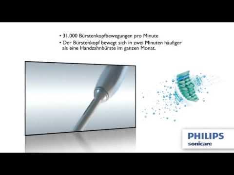 Philips Sonicare HX6711/02 Elektrische Zahnbrste