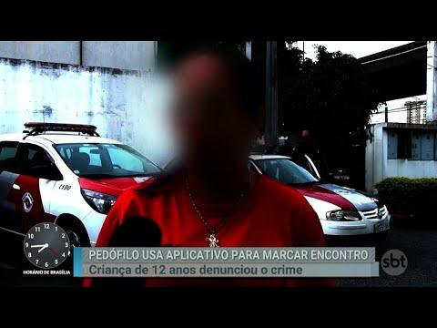 Mãe arma emboscada e consegue prender suspeito de pedofilia | Primeiro Impacto (16/04/18)