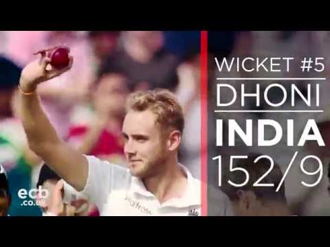 Red-hot Stuart Broad takes 6-25 at Old Trafford