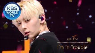 NU'EST(뉴이스트) - I'm in Trouble [Music Bank / 2020.05.15]