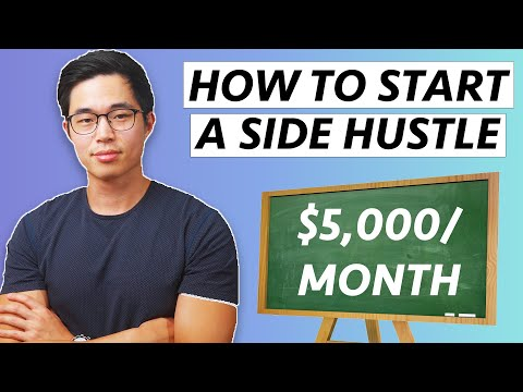 Download How to Start A Side Hustle in 2021 (DOUBLE your Income!)