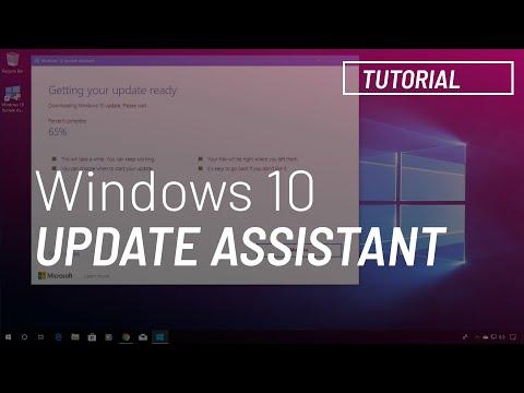 Windows 10 November 2019 Update, version 1909: Update Assistant ...