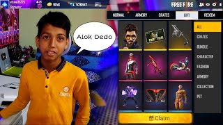 9 year boy asking me for DJ Alok buying 30000 Diamonds and all rare bundles crying moment free fire