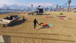 СЕКС НА ПЛЯЖЕ (+18) / BRASS MONKEY Sex on the beach: GTA 5 MODS