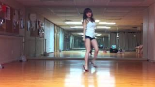Hyuna-Bubble pop dance cover (remix dance break) by secciya