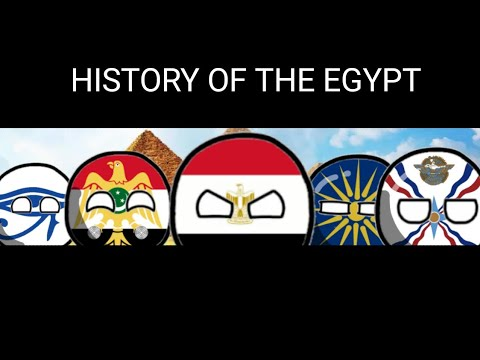 Egypt Get Snow Polandball