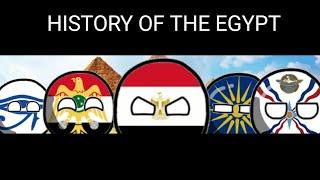 CountryBalls | ИСТОРИЯ ЕГИПТА|HISTORY OF THE EGYPT