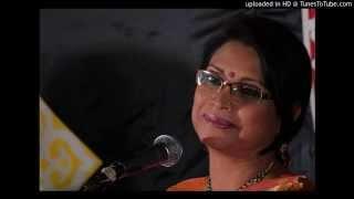 Download Hindi Video Songs - Sakhi Bhavna Kahare Bale( সখী,ভাবনা কাহারে বলে)- Rezwana Choudhury