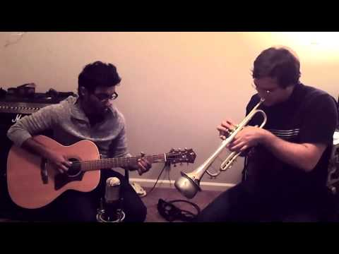 The Christmas Song (Chestnuts Roasting)-Trumpet/Guitar Duet