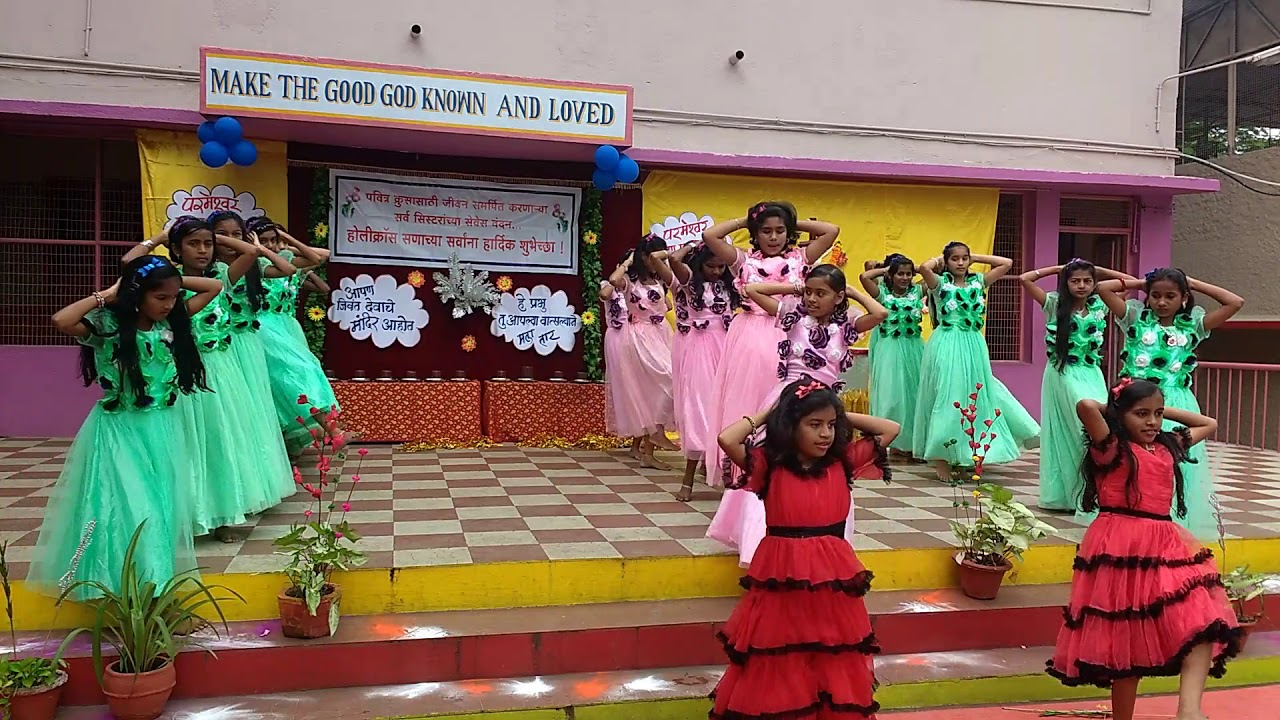 School Group Dance | Hindi mix songs