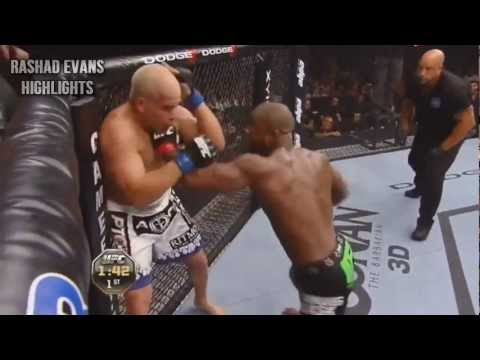 Rashad Evans Highlight HD