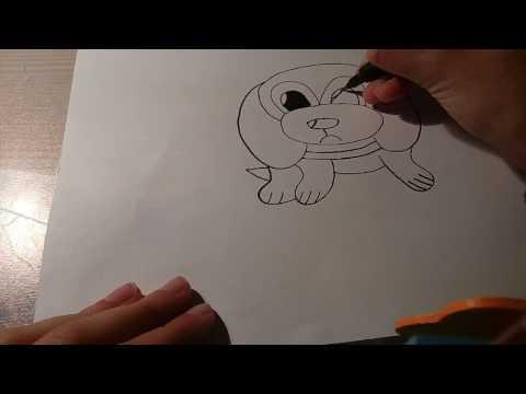 Jak nakreslit psa :D