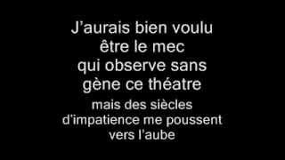 dEUS - Quatre Mains (Lyrics)