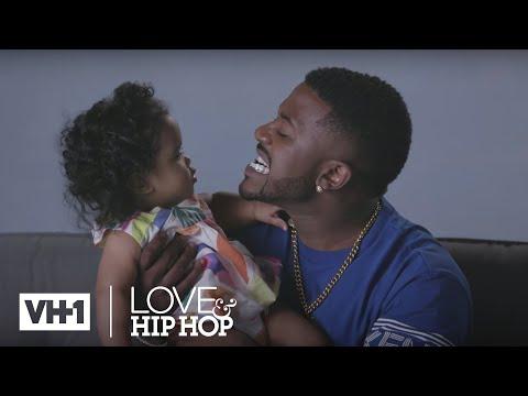 Ray J Styles Baby Melody's Hair | Love & Hip Hop: Hollywood