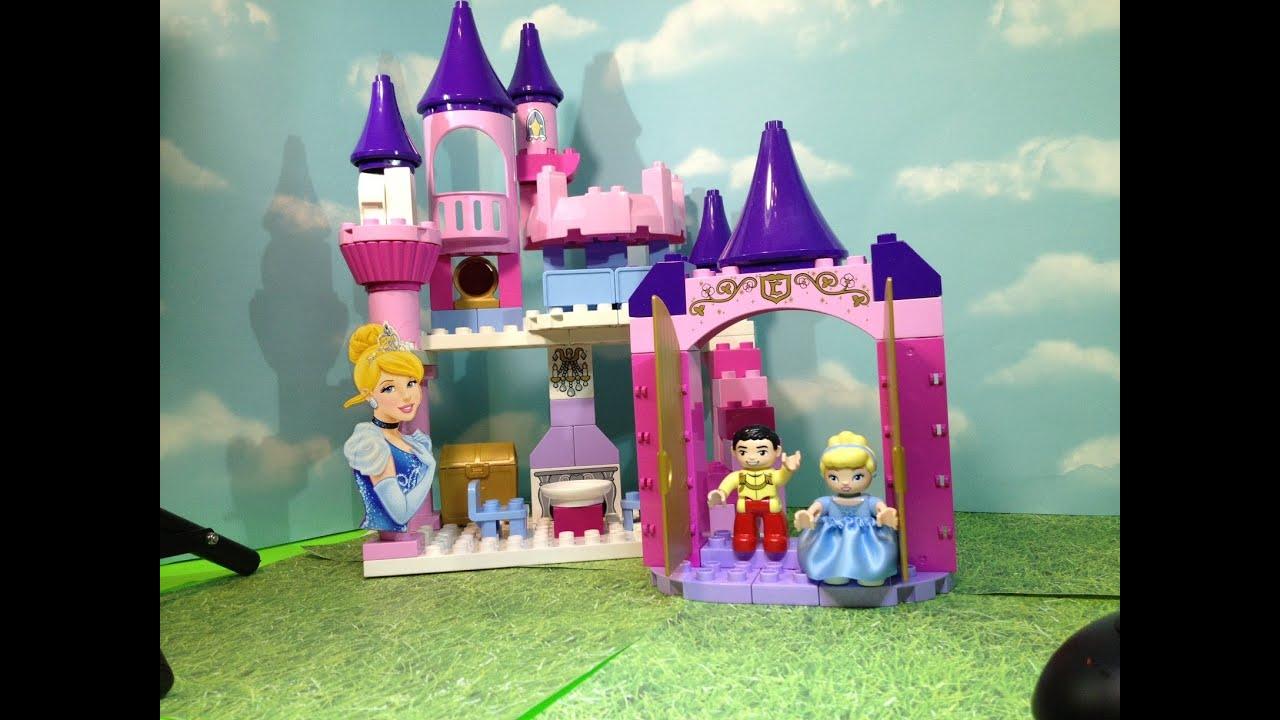 CINDERELLA LEGO Disney Princess Cinderella Castle Lego