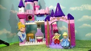 Cinderella Lego Disney Princess Cinderella Castle Lego Duplo Cinderella Disney Toy