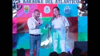 II Karaoke del Atlántico del  Puerto de la Cruz