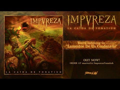 Impureza - La Caída De Tonatiuh full album (2017)