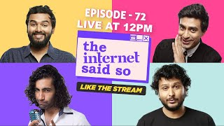 The Internet Said So   EP 72   Careers and India Win!