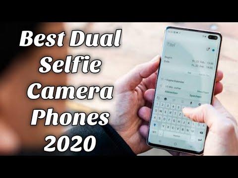 Top 5 Best Dual Selfie Camera Phones For 2020 | Best Selfie Phones For 2020