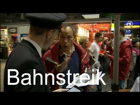 Db Gdl Streik